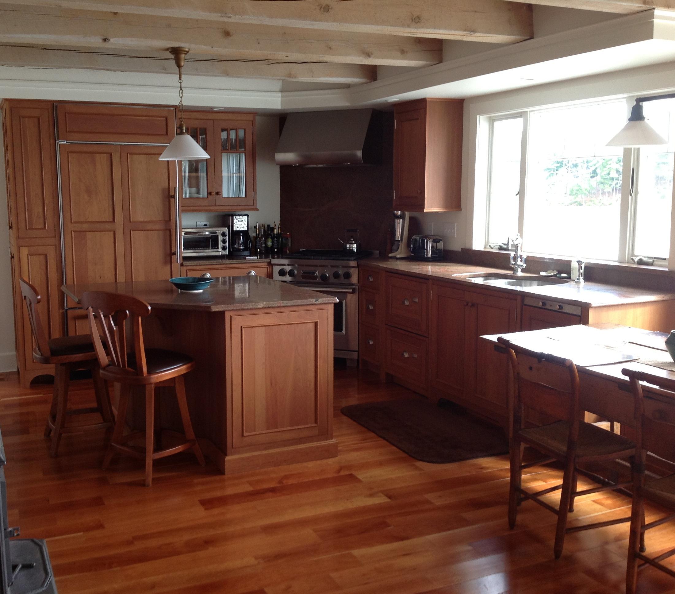 Dream Kitchen Rockland Maine: Kitchen Design Services For Midcoast Maine